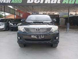 toyota fortuner 2013 g trd vnt automatic diesel