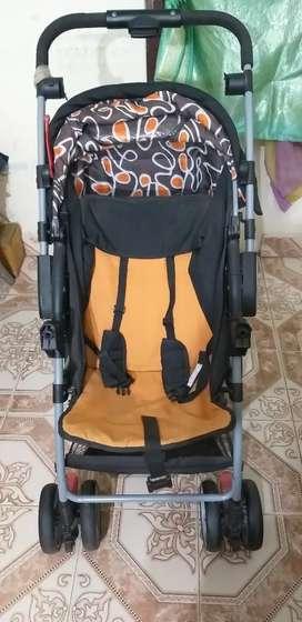 Luv lap baby Stroller