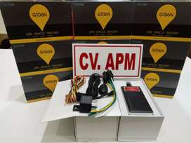 GPS TRACKER gt06n pengaman kendaraan yg akurat/realtime