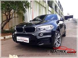 BMW X6 MSport 3.5i ATPM 2017 Panoramic Perfect