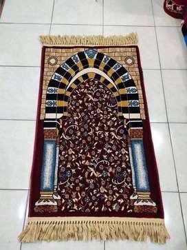 Jual Sajadah Jeddah - Promo Special & Terbatas | 3Pcs Hanya Rp.270.000