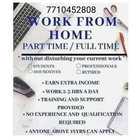 Offering jobs data entry operator wanted