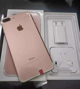 Apple 7plus sale whit bill and box