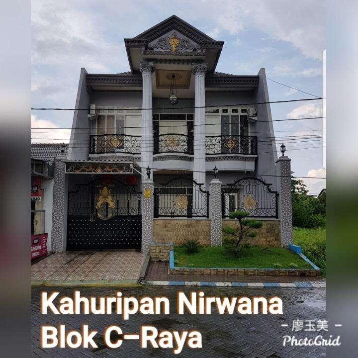 Dijual Rumah Mewah Murah Kahuripan Nirwana SDA