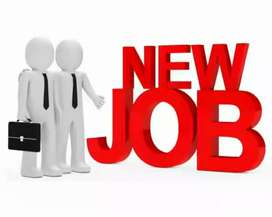 Male and female Urgent job vacancy