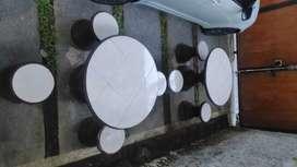 Meja Makan tamu untuk warung atau restaurant