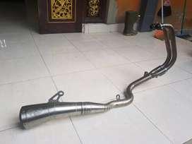 Knalpot R9 GP Ninja 250 fi