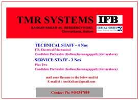 Techenical staff
