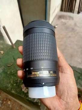 Nikon 70 300mm lens