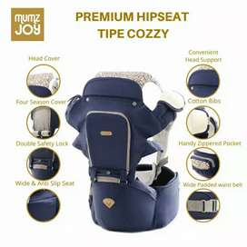 PRELOVED Premium HIPSEAT MUMZ JOY type Cozzy