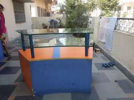 Counter for shop and office