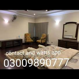 1kanal full furnished basement for rent in DHA phase 5