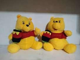 Boneka imut winnie the pooh