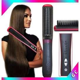 HAIR STRAIGHTENER / CATOK SISIR PELURUS / LISTRIK