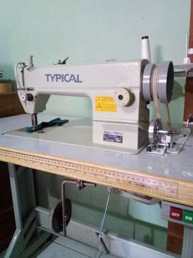 Mesin jahit Typical GC6150 (Typical timbul).