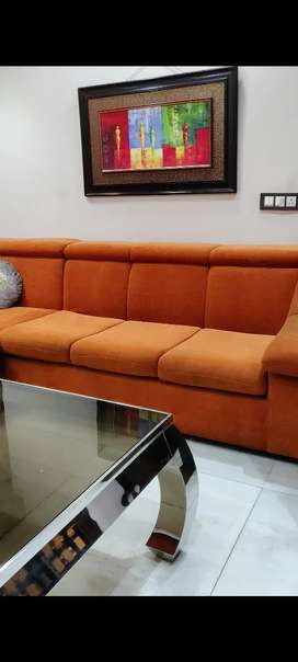 Elegant Sofa set.