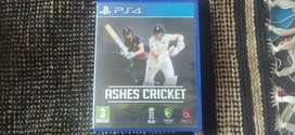 ASHES CRICKET 17 PS4