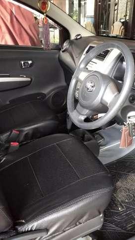Toyota agya trd low KM plat R pemakain jarang