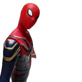Avengers Spiderman Action Figure with Sound – 12 inch