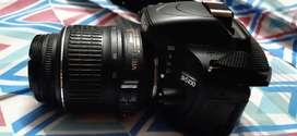 Nikon D5100 DSLR Camera with Zoom lens