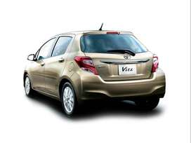 Get Toyota Vitz New/Used & All Models Of Toyota On Monthly Installment