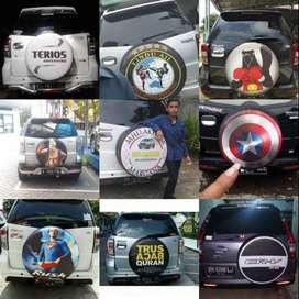 Cover Ban rush Mobil Taruna-Taft CRV hONDA Jaminan terios Mutu  semua