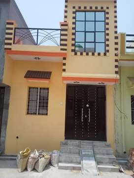 Double storey house with LOAN availability