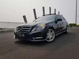 Mercedes-Benz E300 Avantgarde Automatic 2012