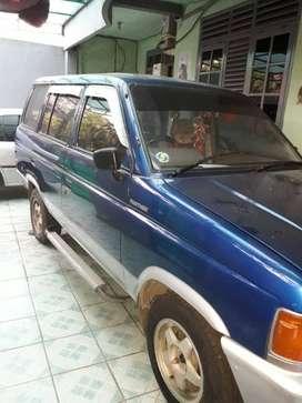 Panther TBR 52 Orisinilan Sangat Terawat Interior Rapi Plat AB