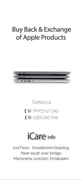 Sales Buyback Service and exchange of Apple products At Best Price