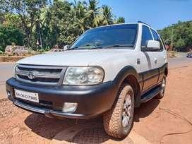 Tata Safari 4x2 LX DICOR BS-IV, 2012, Diesel
