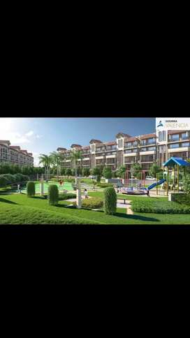 3 BHK flat independent floor for sale on airport road zirakpur mohali