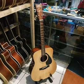 Gitar yamaha fx gres akustik