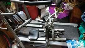 Treadmill banyak fungsi