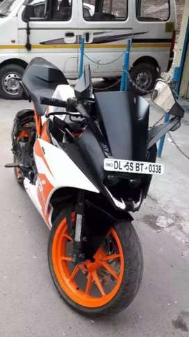 Online bike this is good condition