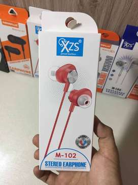 XZS Magnetic Handsfree M-102 High Quality Sound - Free Delivery