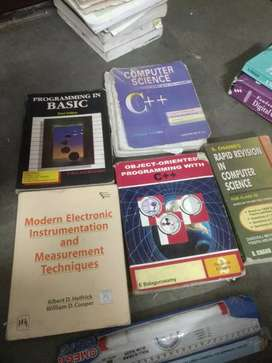 3&4th semester computer engineering books