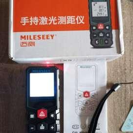 Meteran Digital Laser Distance 40m Portable Mileseey Ukur 40 Meter