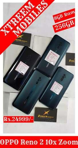 OPPO Reno 10x Zoom..8/256..Demo Phones Not Used..