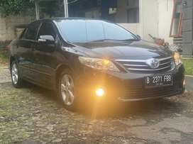 Toyota Altis Type G 1.8 AT tahun 2012