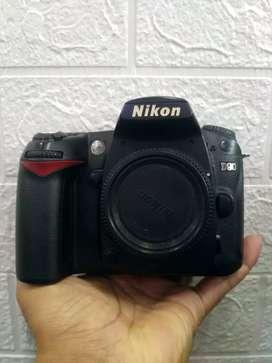 Camera nikon D90 B.O