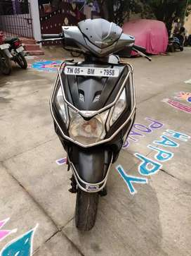 Honda Dio single owner