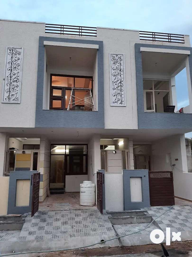 3BHK Luxury83GAJ Villa Opp.Shelby Hospital Gandhipath West Jaipur. 0