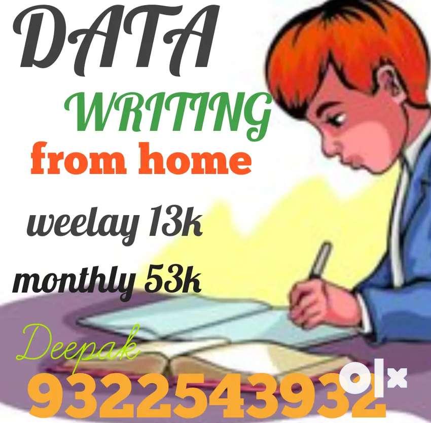 YOU BEST WRITER WEELAY 13K SALARY