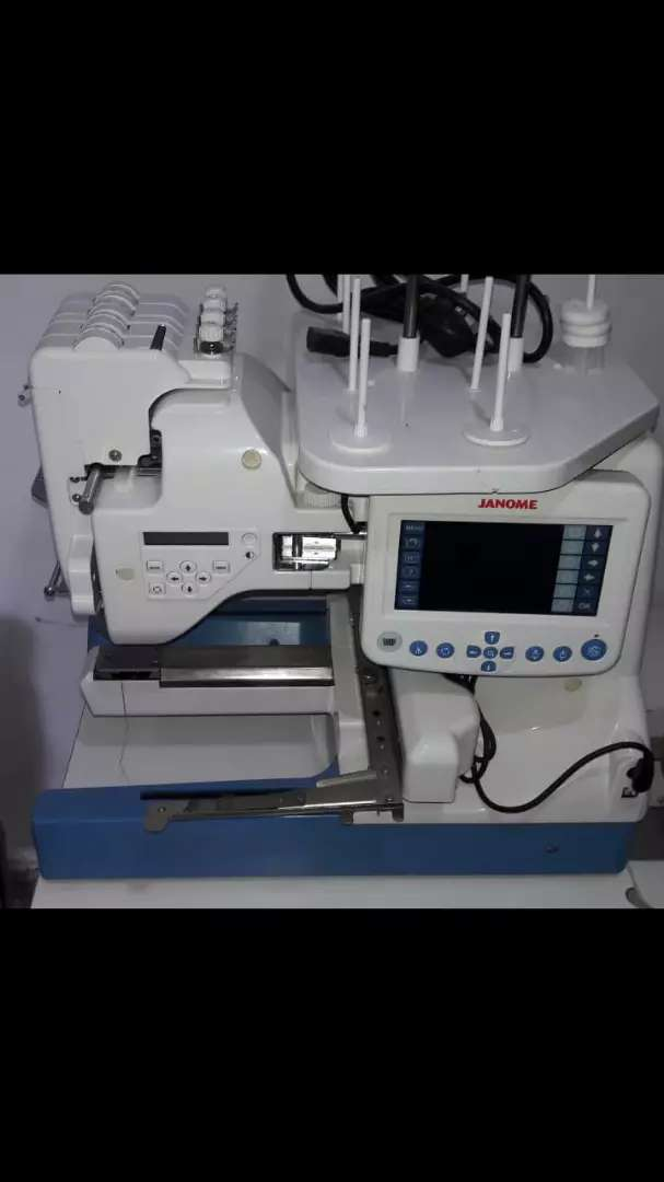 Embroidery machine 0