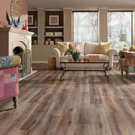 Attractive Wooden flooring at best rate - Starting from Rs. 75 sqft