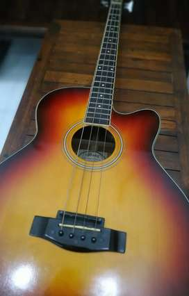 Bass Gibson Acoustic Electric Lokal