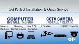 Desktop, Laptop Repairing Services