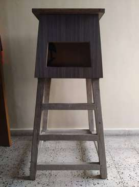 Two wooden table (stool) for sale