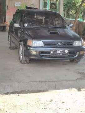 Jual Toyota Starlet 1.3 SEG 1994